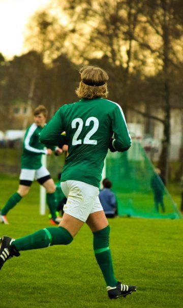 Sådan funderer du fodboldtræningen som studerende