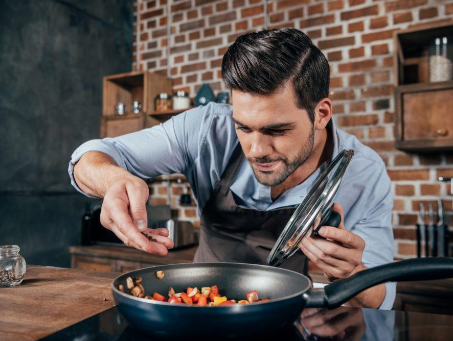 Uddan dig selv til at blive bedre til at lave mad