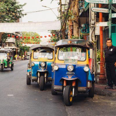 Billige rejser til Thailand for studerende